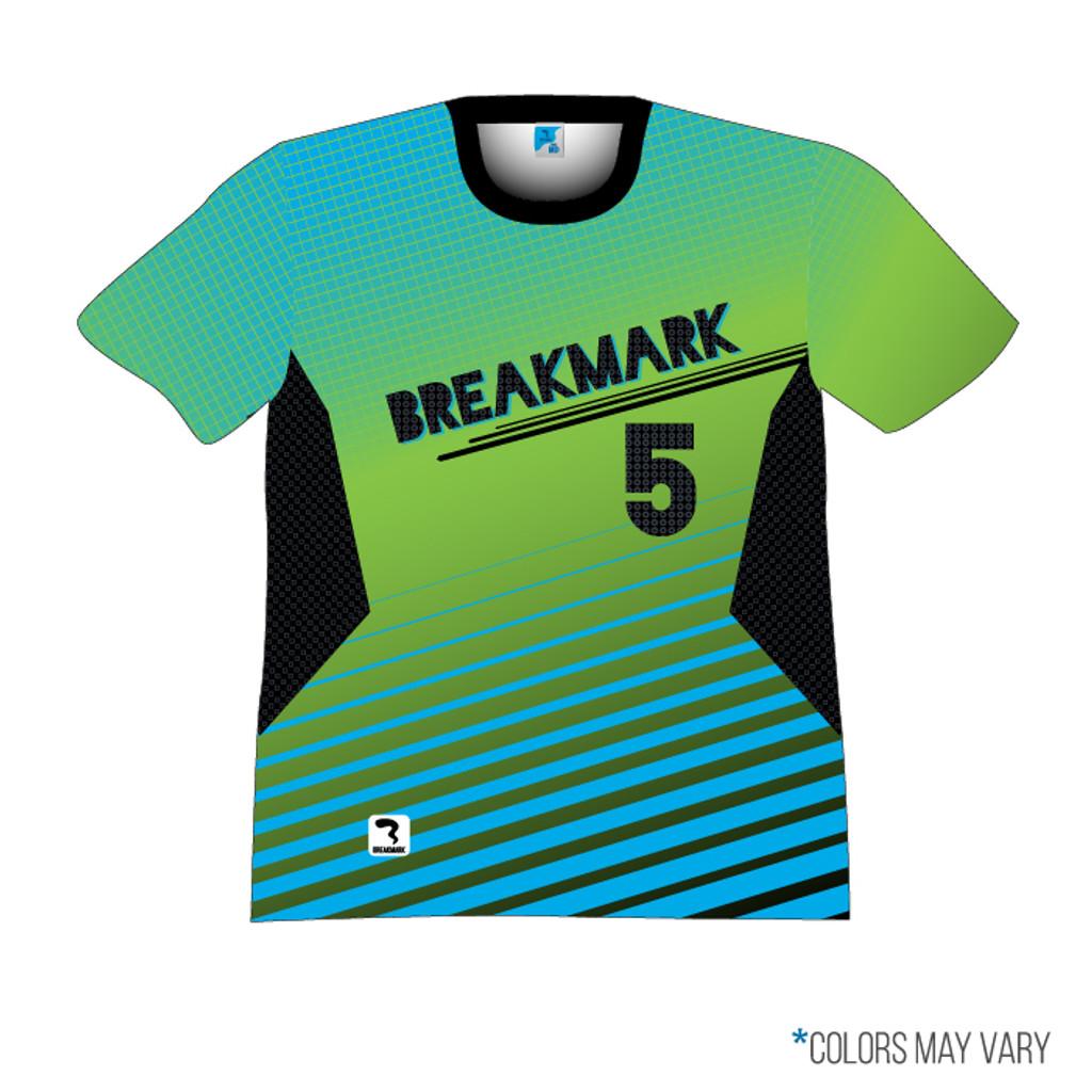 Breakmark Full Sub Short Sleeve Front Dark