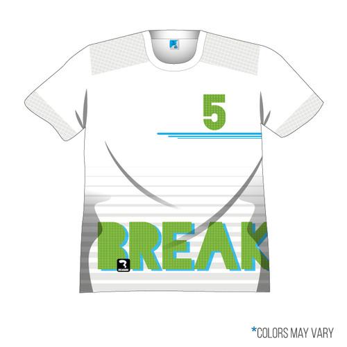 Breakmark Full Sub Short Sleeve Back Light