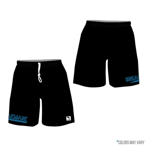 Breakmark Screen Print Shorts