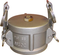 Stainless Steel Camlock Cap