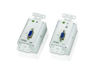 ATEN VE156: VGA Over Cat 5 Extender Wall Plate