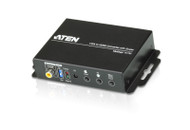ATEN VC182: VGA/Audio to HDMI Converter with Scaler