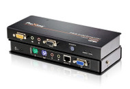 ATEN CE350: PS/2 KVM Console Extender/RJ45/CAT5,500ft with Audio and RS232 Support