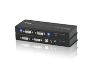 ATEN CE610: USB 2.0 DVI KVM Extender