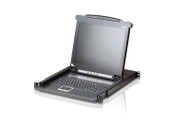 "ATEN CL1000M: Slideaway™ 17"" LCD Console"
