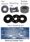 CK-2 Pneumatic Gas Cylinder Bearing Repair Replacement Kit