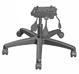 CSCK4 - Deluxe Heavy Duty Under Seat Kit Ideal For Large Or Medium Size Chairs 350 lbs Rating