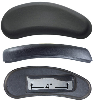 LUNA Office Chair Arm Pad Replacement Armrest Caps 1 Pair