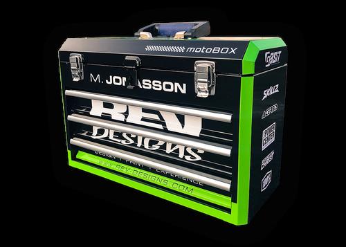 REV DESIGNS | motoBOX