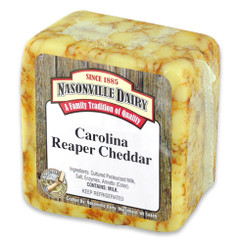 Carolina Reaper Cheddar