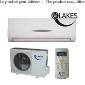 Lakes 12000BTU Heat Pump, W/Indoor Unit & Outdoor Unit & Remote