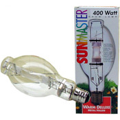 Sunmaster MH 400 Watt Warm Deluxe Bulb