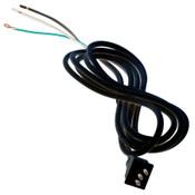 Lamp Cord Bare (No Socket) W / Male Adaptor 15'