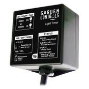 GARDEN CONTROLS LIGHT TIMER