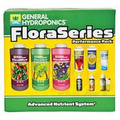 General Hydroponics, Flora Series Starter Kit