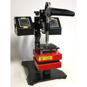 "ROSIN ARTS, HEAT ROSIN PRESS 1000 PSI 5""X5"""