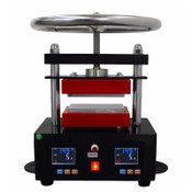 ROSIN ARTS, MANUAL TWIST HEAT ROSIN PRESS 3'' X 5''