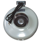 CAN-FAN, 10 inch Inline Fan, 806 CFM, RS 10 HO