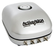 Active Aqua, 4 Outlet, Adjustable Air Pump