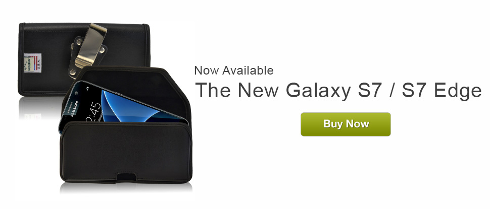 Galaxy S7 Phone Holster Case now available