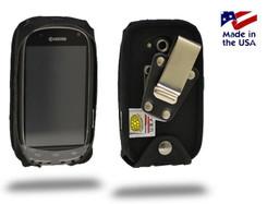 Kyocera Torque & Torque XT Nylon Fitted Phone Case Metal Belt Clip