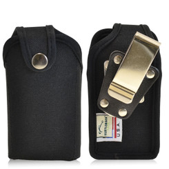 """Turtleback Small Vertical PDA Heavy Duty Nylon Pouch - Fits devices 4"""" X 2"""" X 1"""""""