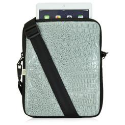 Essential Gear Universal Tablet Croc Gray
