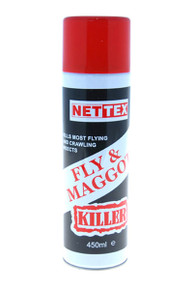 Fly and Maggot Spray