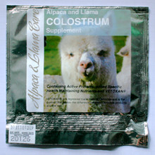 10 gram Colostrum Sachet