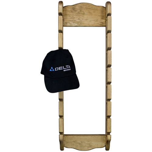 baseball hat rack wall mounted wooden cap rack