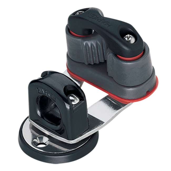 Harken Swivel Bullseye w/#150 Cam-Matic Cam Cleat