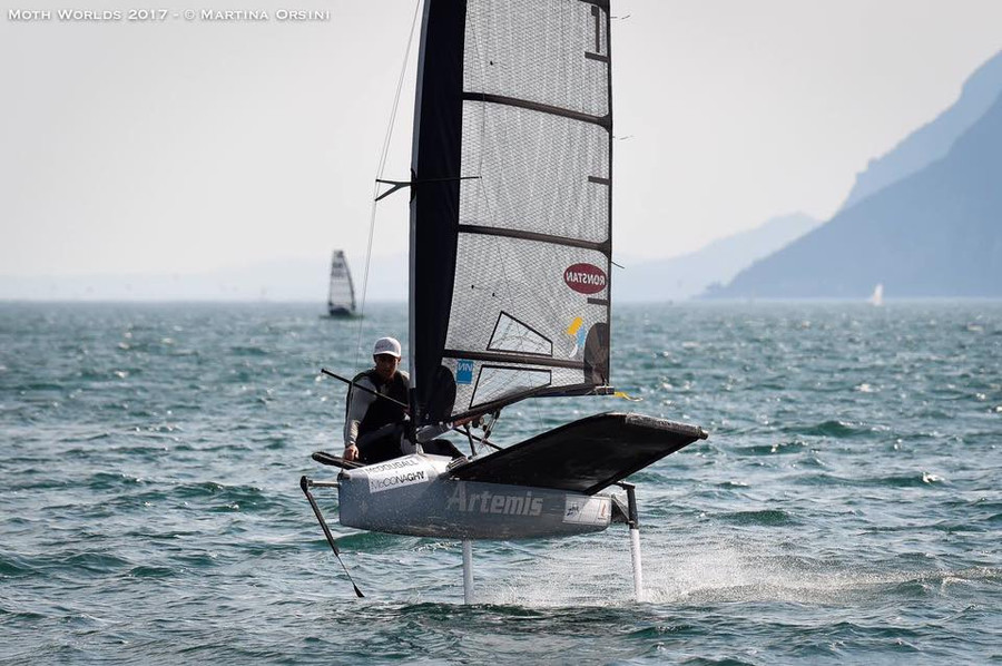 A5M Lennon Moth Sail