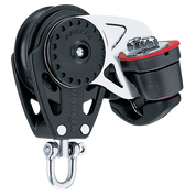 Harken 57mm Carbo Block w/Cam Cleat