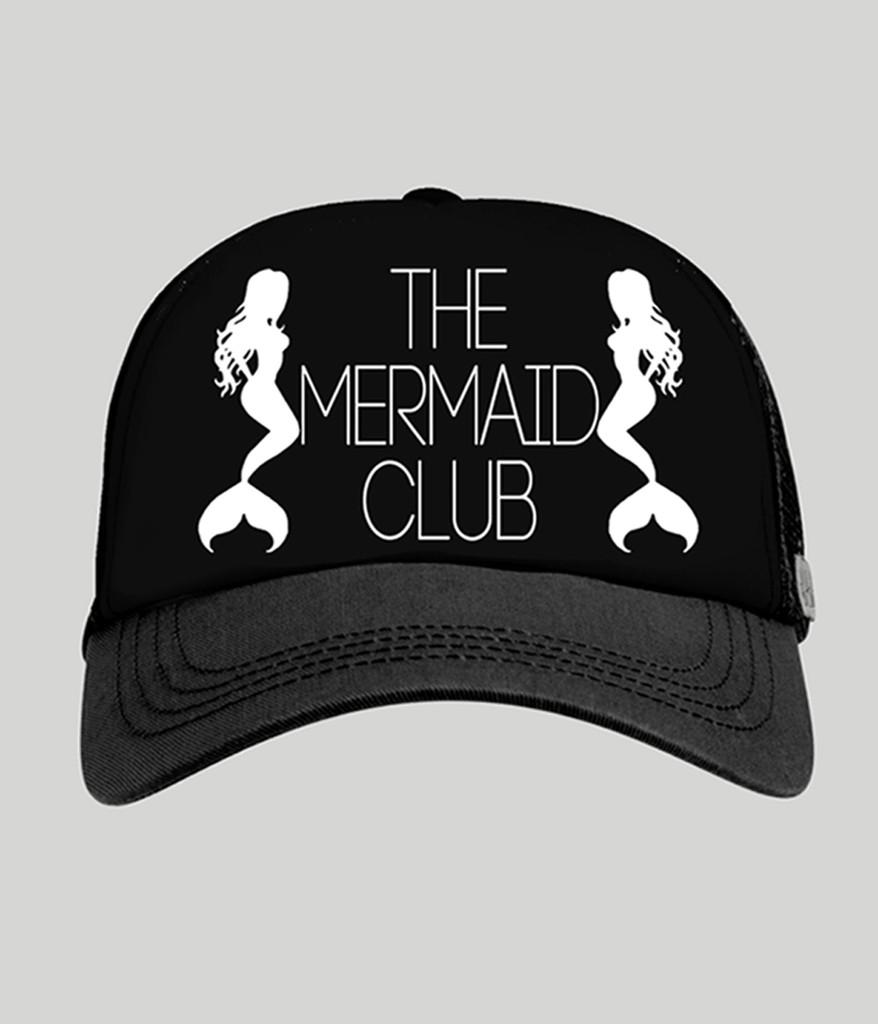 MERMAID CLUB HAT