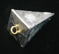 6 oz Lead Pyramid Sinker