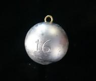16 oz Lead Cannonball Sinker
