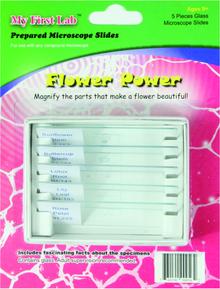 Slides - Mini Set - Flower Power