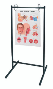 A Portable Chart Stand