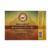 Picture of the whole label including ingredients for a 2 oz bottle of Walkabout Topical Australian Emu Oil.