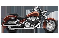 Honda VTX 1800 N Saddlebags