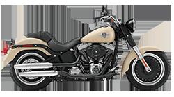 Harley Davidson Softail Saddlebags