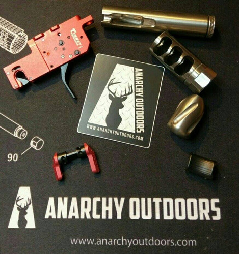 Timney Triggers - Ruger Precision Rifle Trigger Review with Trouble Shooting