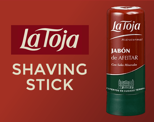 La Toja Shaving Stick Available to Buy Gemstone Shaving