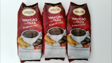 Valor Cao Hot Chocolate Powder x 3 ( XL 500 gm Packet)