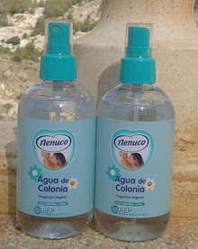X 2 Nenuco -Spray Agua De Colonia - Fragancia Original - 240ml.