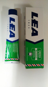 Lea MENTHOL shaving cream soap LARGE 150ml tube