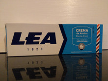 Lea SENSITIVE shaving cream soap 100ml tube