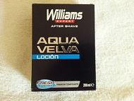 Aqua Velva Williams Aftershave Lotion large 200ml bottle