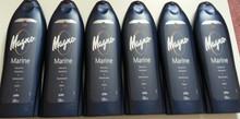 Spanish Shower/Bath Gels x 6 bottles Magno Marine 550ml