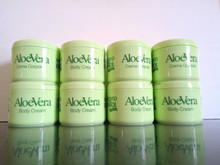 Body Cream with Aloe Vera Instituto Espanol 400ml X 8 Made in Spain